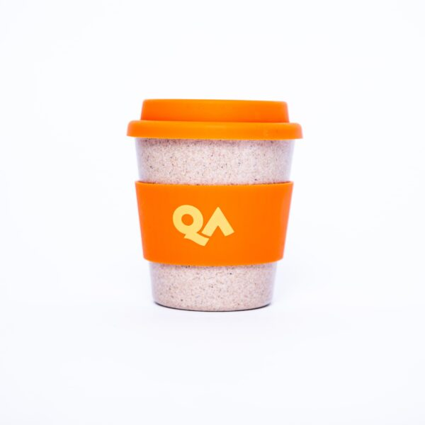 Branded Insulated Coffee Cup - QA