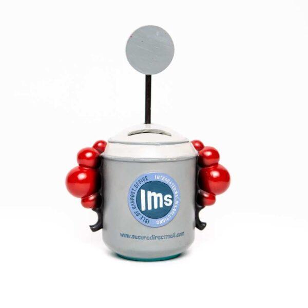 Bespoke Novelty Money Box - IMS Secure Direct Mail