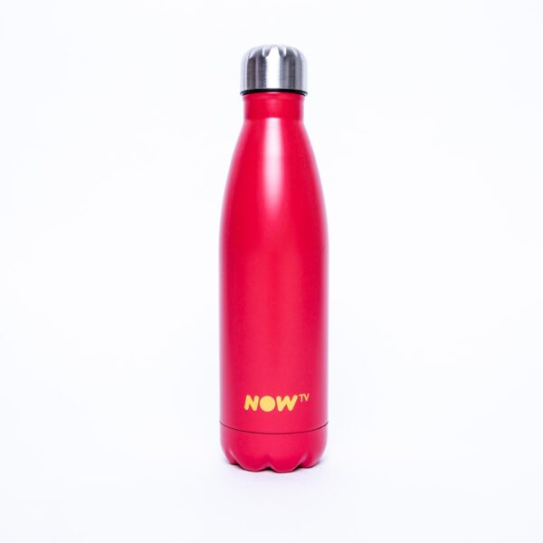 Brandable Insulated Water Bottle - NOW TV