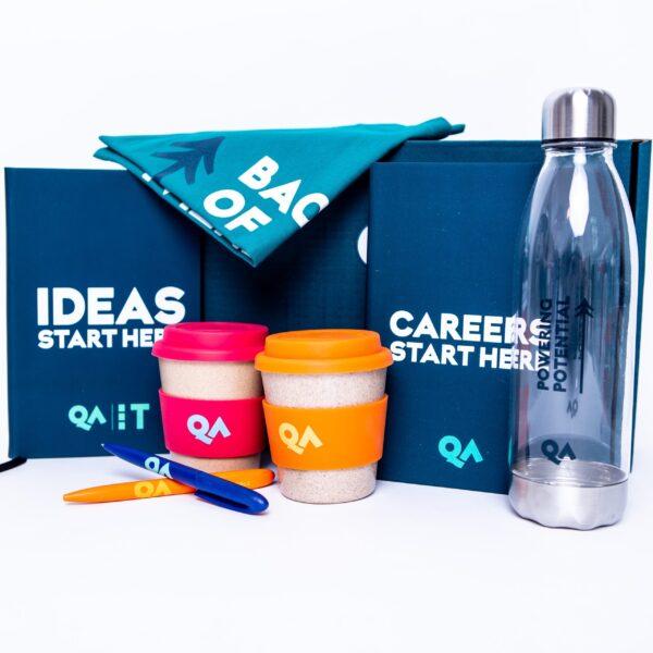 QA Welcome Pack