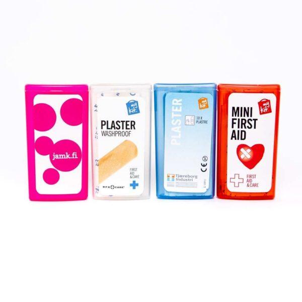 Promotional Mini First Aid Kits - jamk.fi