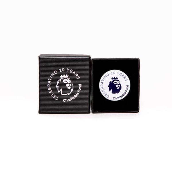 Branded Premium Boxed Pin Badge