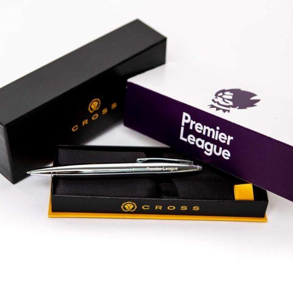 Premium Engraved Cross Pen - Premier League