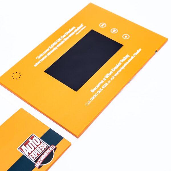 Branded Digital Brochure - WarrantyWise