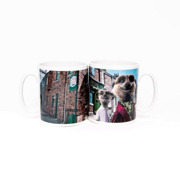 Promotional Mug - Coronation Street - ITV - CompareTheMarket.com
