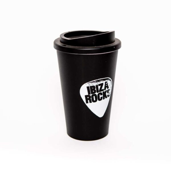Insulated Mug Branded - IbizaRocks.com