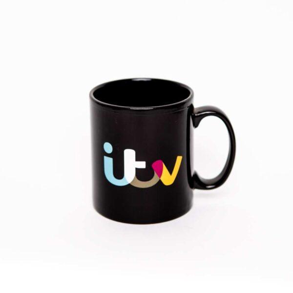 Promotional Branded Mug - ITV