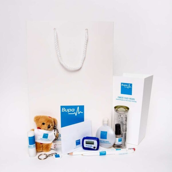 Managed Promotional Items Fulfilment - Bupa Care Homes